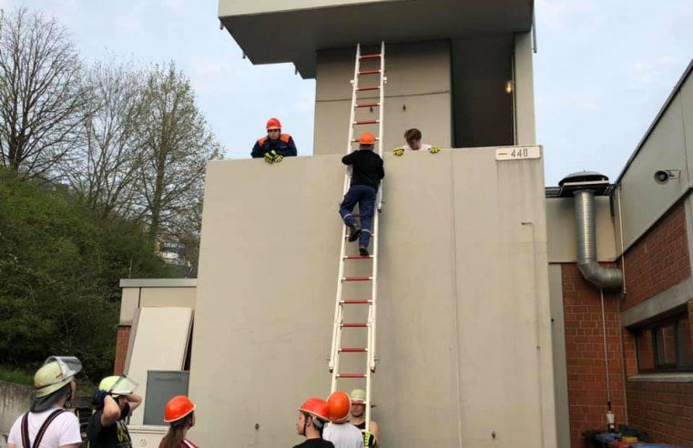 Tragbare Leitern