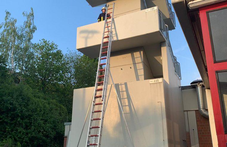 FwDV 10 Tragbare Leitern