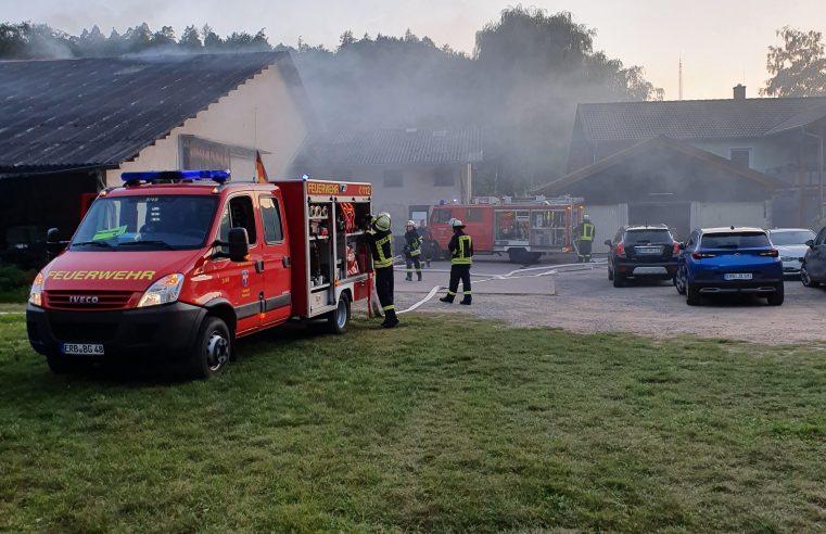 Gemeinschaftsübung der Stadt Breuberg
