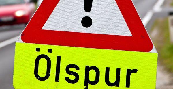H1 Auslaufende Betriebsstoffe nach Verkehrsunfall