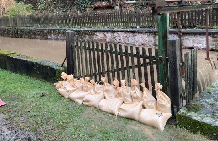 H1 Hochwassereinsatz